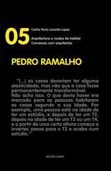 """Pedro Ramalho – colecção """"Conversas com arquitectos"""""""