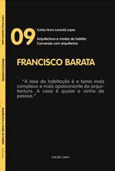 """Francisco Barata – colecção """"Conversas com arquitectos"""""""