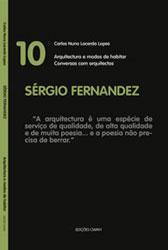 """Sérgio Fernandez – colecção """"Conversas com arquitectos"""""""