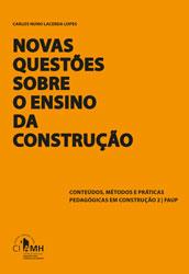 Novas questões sobre o ensino da Construção